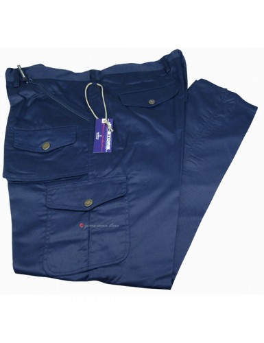 Pantaloni uomo cargo cn...