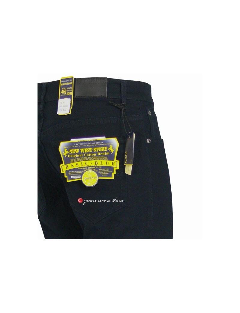 Pantalone fustagno elasticizzato west story taglie forti